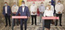 """Social democrații: """"Guvernul Cîțu să demisioneze în septembrie dacă nu sunt vaccinați 10 milioane de români"""""""
