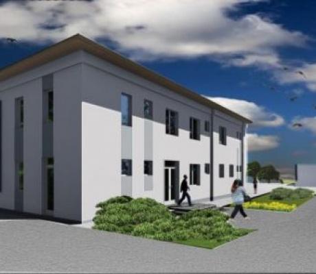 Lucrări avansate la Ambulatoriul Spitalului de Pneumoftiziologie din Galați