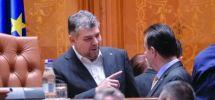 Ciolacu: PSD va depune luni moțiunea de cenzură împotriva Guvernului Orban