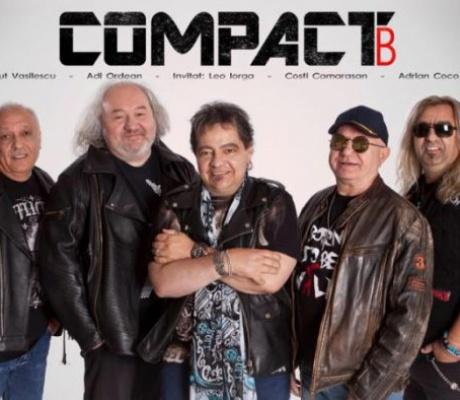 """COMPACT, o formaţie """"a fetei din vis"""""""