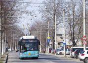 O stație Transurb din Galați, desființată