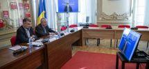 Marcel Ciolacu și Dan Nica au discutat cu preşedintele PE David Sassoli despre Planul Naţional de Redresare şi Rezilienţă