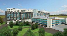 Clădire nouă pentru secţia de Prosectură şi Medicină Legală de la Spitalul Județean din Galați